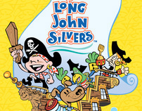 Design | Illustration: Long John Silver's