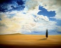 Painting - Illustration - Life