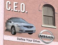 AAF Nissan Campaign