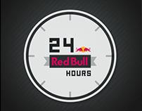 24 RedBull Hours
