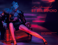 I´m Deranged by Bea Sancho-Fashion Editorial