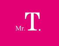T-Mobile - Mr. T.
