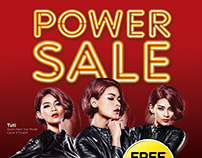 Power Sale - Store POSM