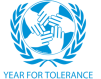 Year For Tolerance Logo