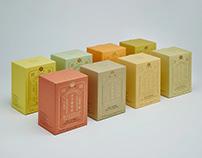Halfday Tea Institute Taiwan Tea Series 半日焙茶所 ·台灣茶系列