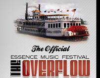 The Overflow Party Cruise Pocket Flyer