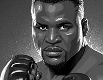 Francis Ngannou / UFC