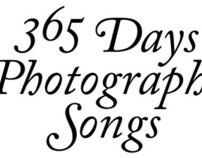 365 Days of Photographed Songs