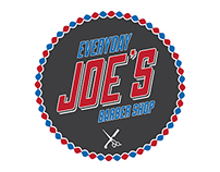 Branding  |  Everyday Joe's Barbershop