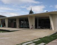 COLEGIO LOS NOGALES - CAFETERIA - En obra Abr.2012