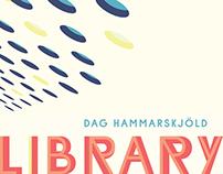 UN Dag Hammarskjöld Library Brand Identity