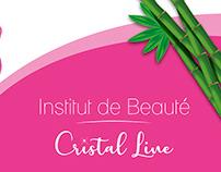 Enseigne Cristal Line