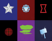 Avengers Icons