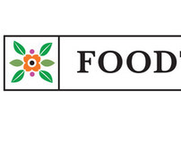 erinsfoodtopia.com logo concept