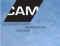 Contemporary Art Museum Brochure