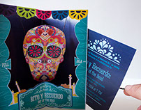 Day of the Dead | Invitation Packet