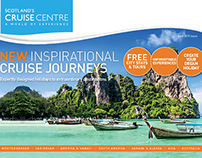 Scotland's Cruise Centre Inspirational Journeys
