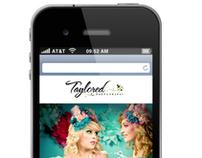 Photographer Portfolio Web App