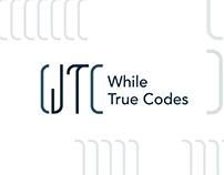 While True Code - Branding
