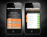 Mobil Ofis Iphone App