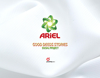 Ariel Good Deeds Stories