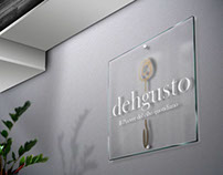 DehGusto Winebar & Restaurant Visual Identity