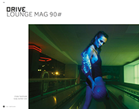 Lounge Magazine #90 - Drive