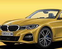 2019 BMW 3 Series Cabrio