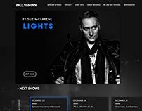 PVD web site