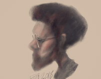 Character study - Andrew