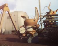 Pumpjack by mookx