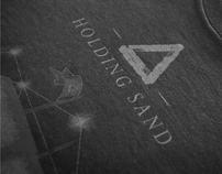 T-SHIRT DESIGN x HOLDING SAND