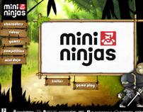 Eidos - Mini Ninjas