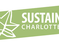 Sustain Charlotte Logo concept