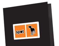 The Spot Experience Pocket Folder and Flash Cards