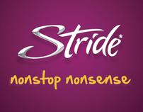 Stride: Nonstop Nonsense