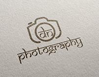 DN Photography Logo Design