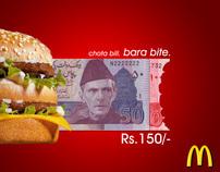 McDonalds Print Ad