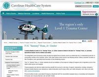 Sammy Ross Jr. Trauma Center,  Carolinas Medical Center