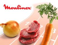 Moulinex grinder print.