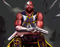 phoenix ( personal concept / character design )