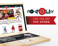Ponaroshku Online Toy Store