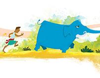 Patabahar : Children Book Illustration