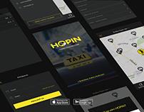 Hopin mob. app