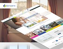 Şanlıdere Yapı Market Web Sitesi
