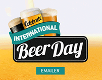 International Beer Day // Checkers LiquorShop Emailer