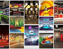 Design Visualization - TV