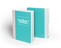 The Founder's Journal | Content & Book Layout Design