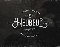 Heubeul Typeface Version 1.1 (New Update)