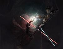 Starwars Illustration